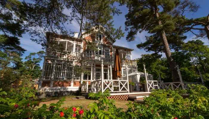 Hotel Villa Maija Property Photos 2015
