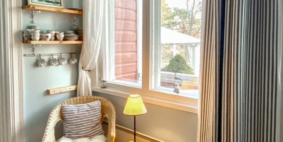 M3 Fönster och utsikt