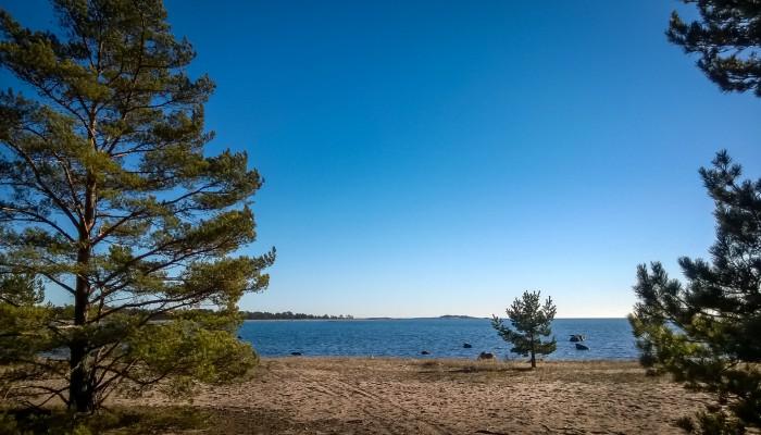 Hanko lintuharrastajan paratiisi – Hotelli Villa Maija Hanko