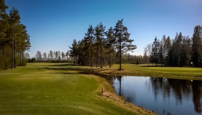 Hanko Finland Golf May 2014