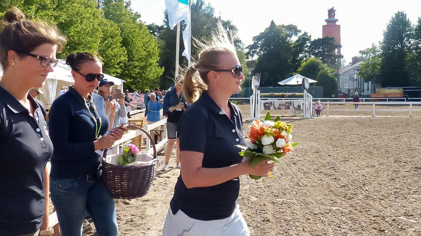 SeaHorse Week Hanko 2016 Prix de Villa Maija
