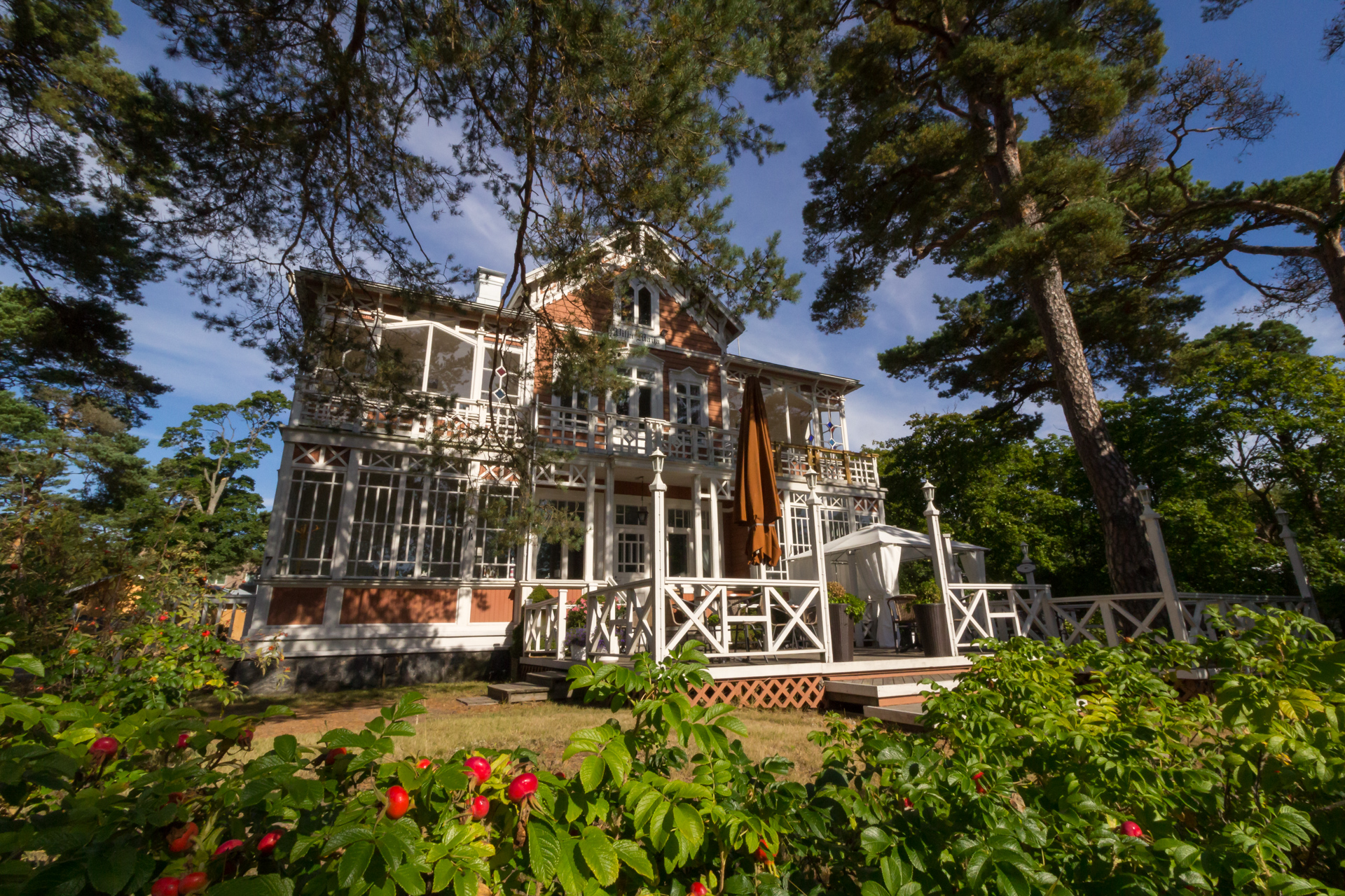 Hotel Villa Maija Property Photos 2015.