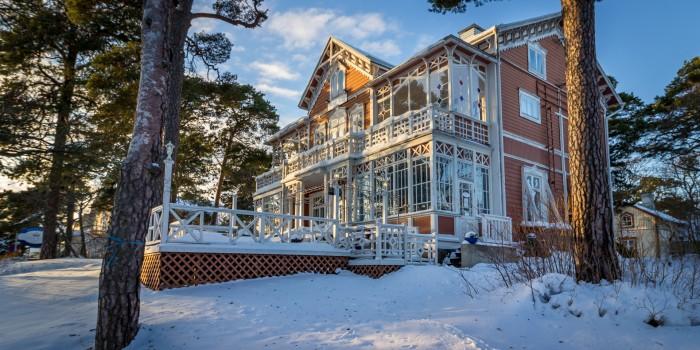 Hanko, Finland, November 2016
