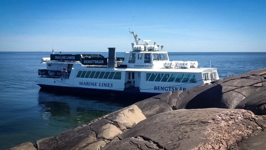 Hanko Marine Lines M/S SummerSea