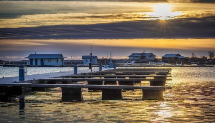 Hanko Finland Itämeren Portti