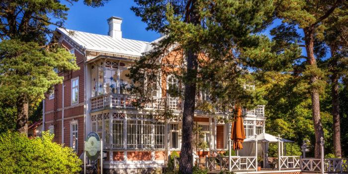 Hanko Finland Villa Maija Summer