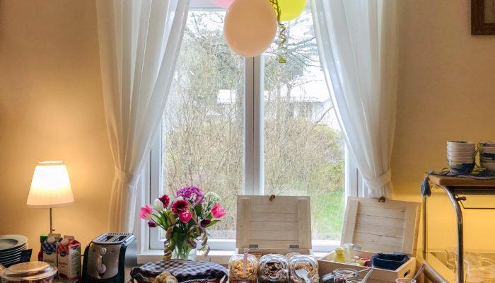Hotel Villa Maija Hanko Wappu Breakfast 2019