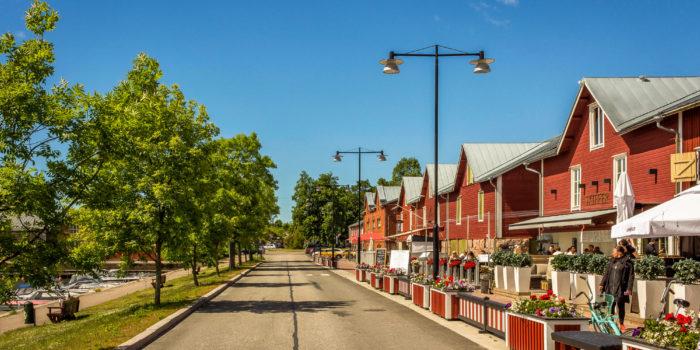 Hanko, Finland, June 2017