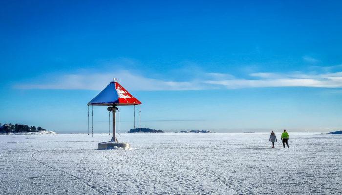 Hanko Plagen Winter Carousel